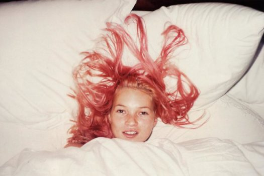 Kate Moss: Styling the 90s